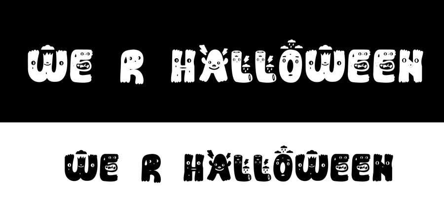 Penyertaan Peraduan #2 untuk design halloween logo