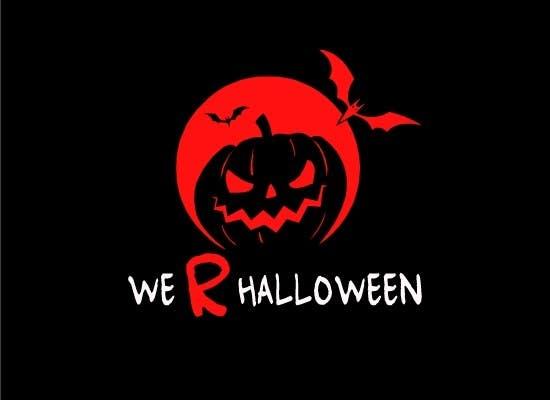 Penyertaan Peraduan #53 untuk design halloween logo