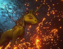 #102 para 3D models for Unicorn por buddynur