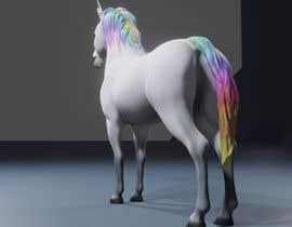 #87 para 3D models for Unicorn por hartivan1