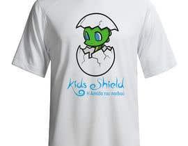 DanielAlbino tarafından Σχεδιάστε ένα Λογότυπο for Kids Shield için no 6