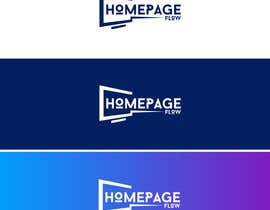 #268 for Webdesign company: Homepage Flow needs LOGO by anubegum