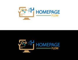 #265 for Webdesign company: Homepage Flow needs LOGO by shirin264