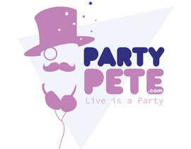 #346 para New illustration/logo for PartyPete.com de yunanhirwanto