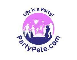 #130 para New illustration/logo for PartyPete.com de barbarart
