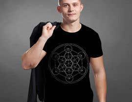 #40 for Sacred Geometry T-Shirt af nuri47908