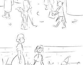 Nro 10 kilpailuun Create a comic book proposal from my non-fiction story idea. käyttäjältä kartsy