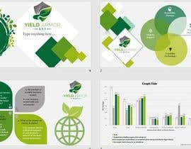 #9 for Designer to Produce Presentations, Charts, Graphs, Digital and Print Collateral by hasanmehede523