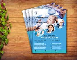 nº 34 pour diseño flyer clínica dental par mdtamimhosen51