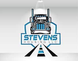 #454 for Build the best trucking logo for my company by fatemaakter01811