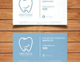#56 for Tarjeta regalo de estudio de ortodoncia by valencast0