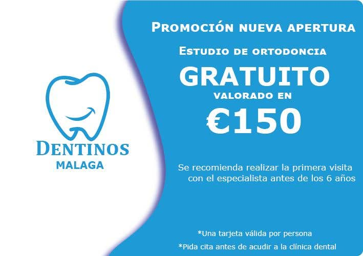 Konkurrenceindlæg #                                        57                                      for                                         Tarjeta regalo de estudio de ortodoncia