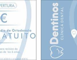 #29 for Tarjeta regalo de estudio de ortodoncia by paniilook