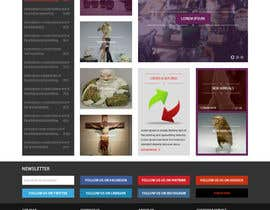 xsasdesign tarafından Website Design for Gifts and Souvenirs online store  PSD only için no 14