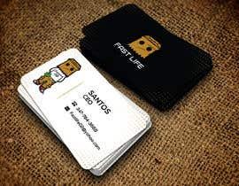#147 untuk Fast life business cards oleh uniquedesigner33