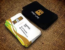#148 untuk Fast life business cards oleh uniquedesigner33