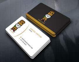 #106 untuk Fast life business cards oleh kroyshamal