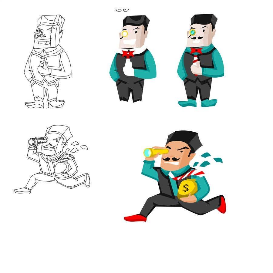 Penyertaan Peraduan #                                        59                                      untuk                                         Cartoon Mascot Contest
