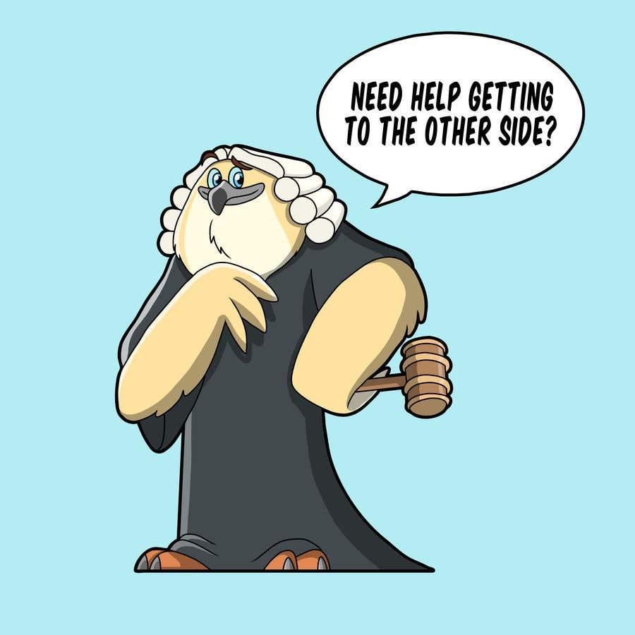 Penyertaan Peraduan #                                        30                                      untuk                                         Cartoon Mascot Contest