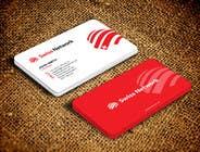 Graphic Design Kilpailutyö #128 kilpailuun Business card 2-sided