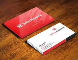 #46 para Business card 2-sided por ezesol