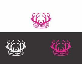 #26 for Design A Logo For Camo Princess af cuongprochelsea