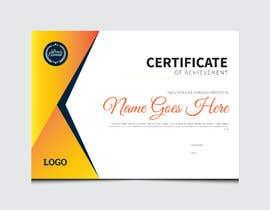 #34 for Design 2 Certificates & 1 Marksheet format (for both Digital Certification & Hard Copy) af tajkhan825