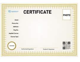 #13 for Design 2 Certificates & 1 Marksheet format (for both Digital Certification & Hard Copy) af srialokbiswas