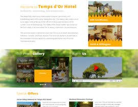 faizalmohamed88 tarafından Design a Website Mockup for Temps d'Or için no 31