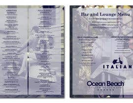 sumayakhatun tarafından Create an attractive menu design for Italian Cafe (Ocean Beach Hotel and Spa için no 36