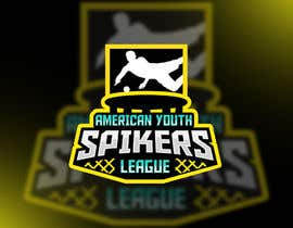 #80 for k-12 league Spikeball league logo by anwarbd25