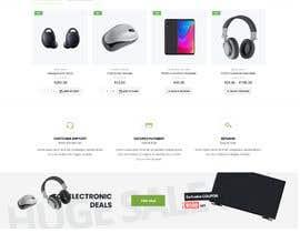 Nro 14 kilpailuun Design a Product Template for ecommerce website käyttäjältä freelancerasraf4
