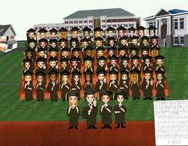 #9 untuk Twins Graduation Scene oleh hitesify7