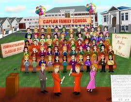 #33 untuk Twins Graduation Scene oleh hitesify7