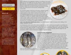 #39 для Make a unique graphic design for a Wordpress website от anusri1988