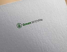 #384 untuk Need a New Logo for GreenWithMe oleh AbodySamy