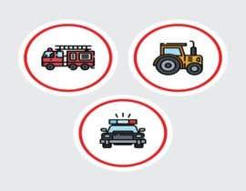 #12 untuk Car Sticker oleh sheikhsadia827