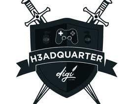 #50 untuk Gamer Style Patch/Crest oleh AzrockDesigns