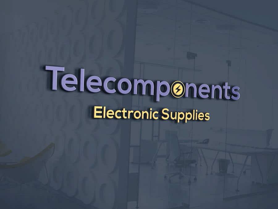 Konkurrenceindlæg #                                        4                                      for                                         Logo Brand for elettronic equipment