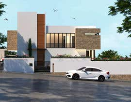 #68 for Need 3D exterior for my architectural drawings by zakizammouchi