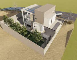#53 for Need 3D exterior for my architectural drawings by studiolilo