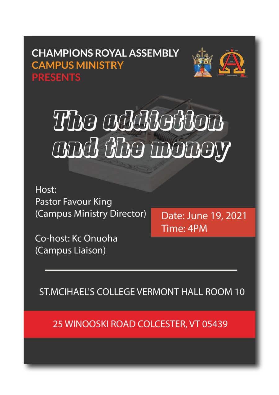 Bài tham dự cuộc thi #                                        21                                      cho                                         Design A Flyer for Campus Lecture
