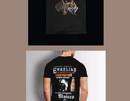 Retroni tarafından Create a Design for rock / metal festival t shirt için no 33