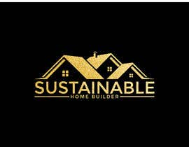 #622 untuk Sustainable Home Builder LOGO oleh mashudurrelative
