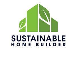#8 untuk Sustainable Home Builder LOGO oleh MiliArtist