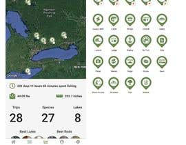 #3 untuk Design map markers for the following features oleh dewiwahyu