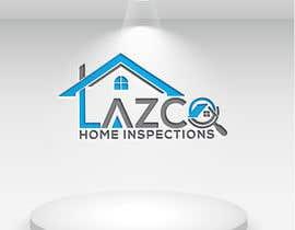 #345 untuk Lazco Home Inspections Logo oleh hasanmahmudit420