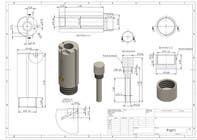 Product Drawing for a new Product! için Engineering13 No.lu Yarışma Girdisi