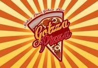 Graphic Design Konkurrenceindlæg #18 for Design a Logo for Gotzza Pizza - Modification