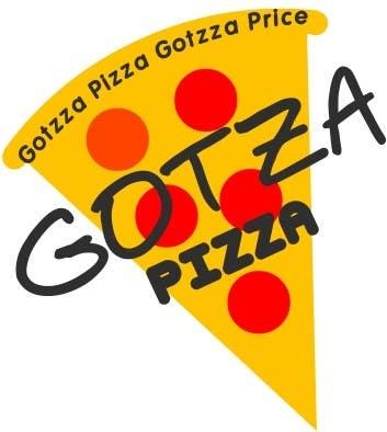 Konkurrenceindlæg #                                        16                                      for                                         Design a Logo for Gotzza Pizza - Modification